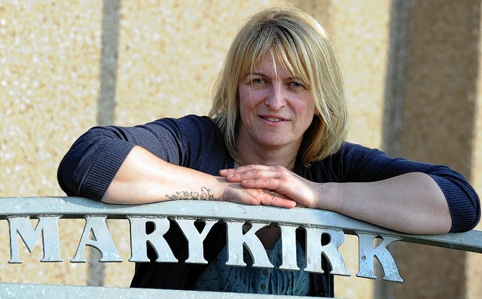 Flyover campaigner, Jill Fotheringham