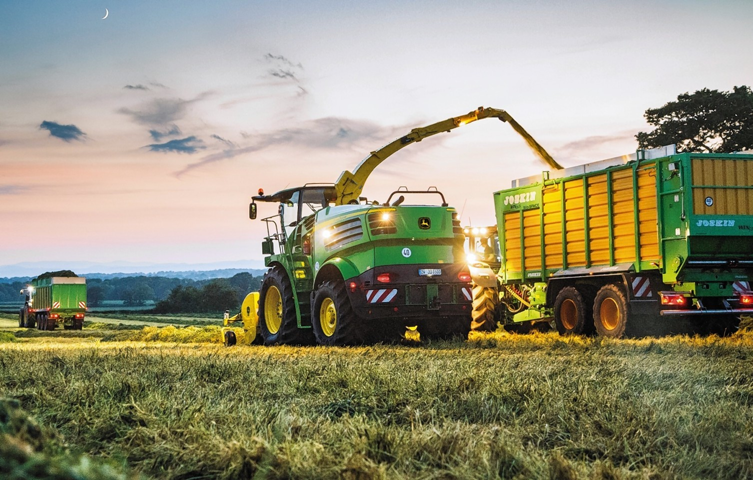 Machinery dealers across Europe are suffering