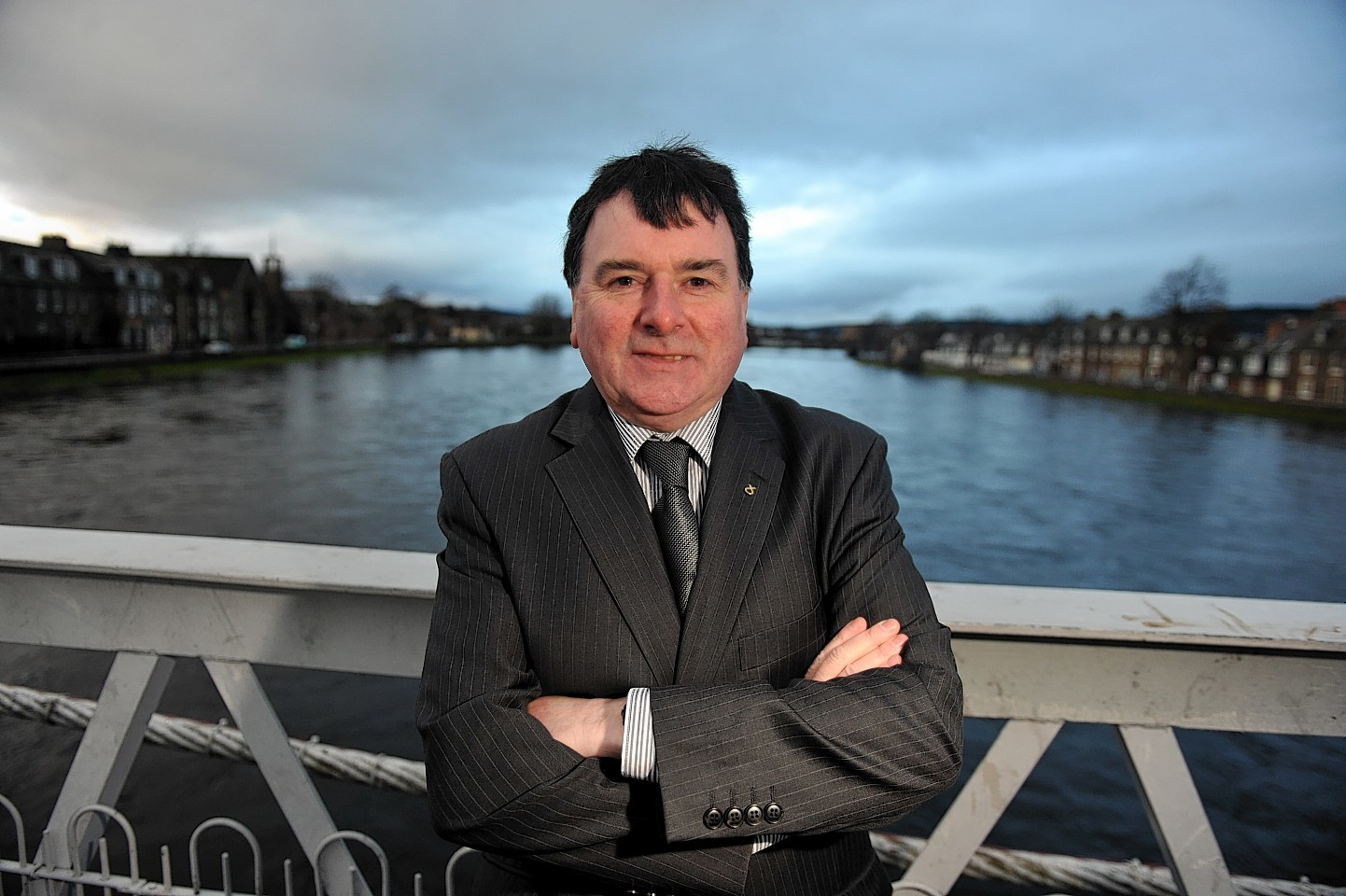 Councillor Ken Gowans