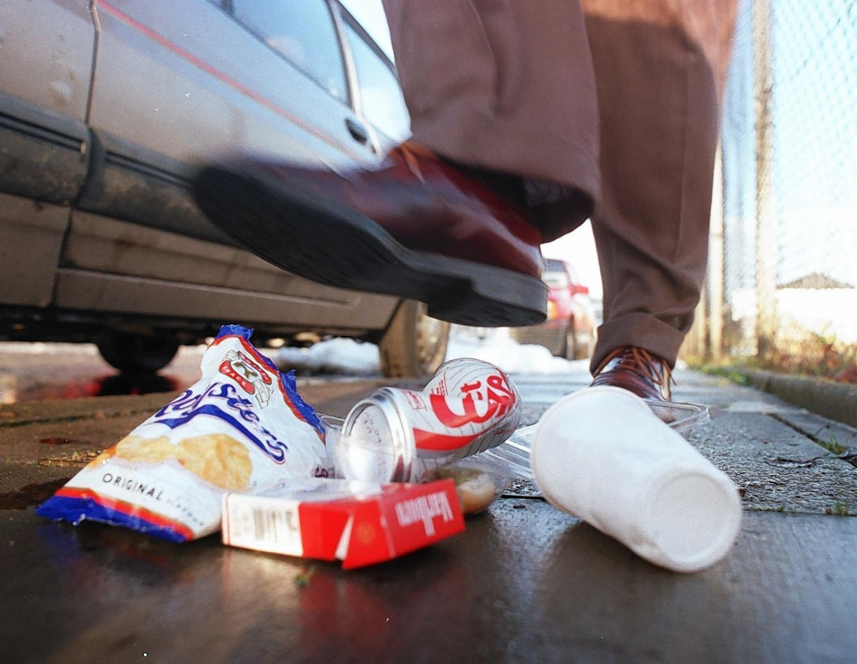 New tool share scheme to help with litter-picks and tidy-ups