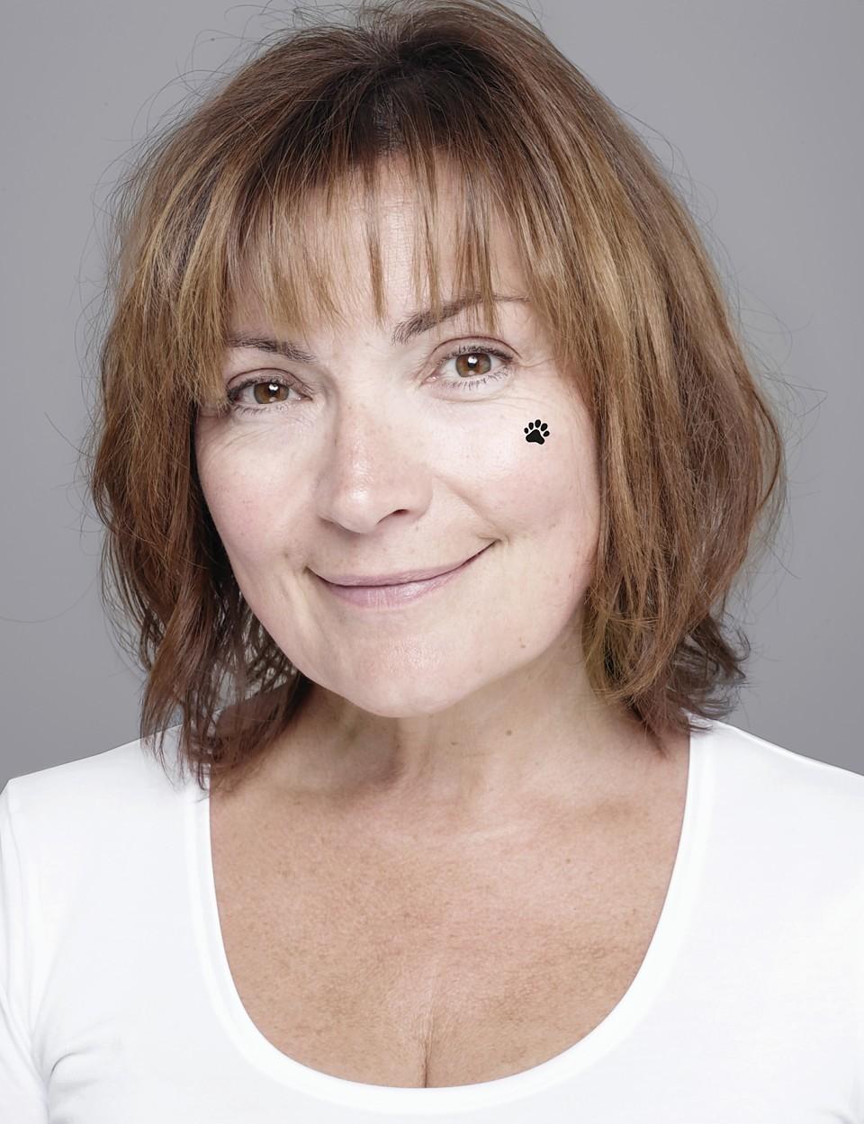 Fundraiser Lorraine Kelly