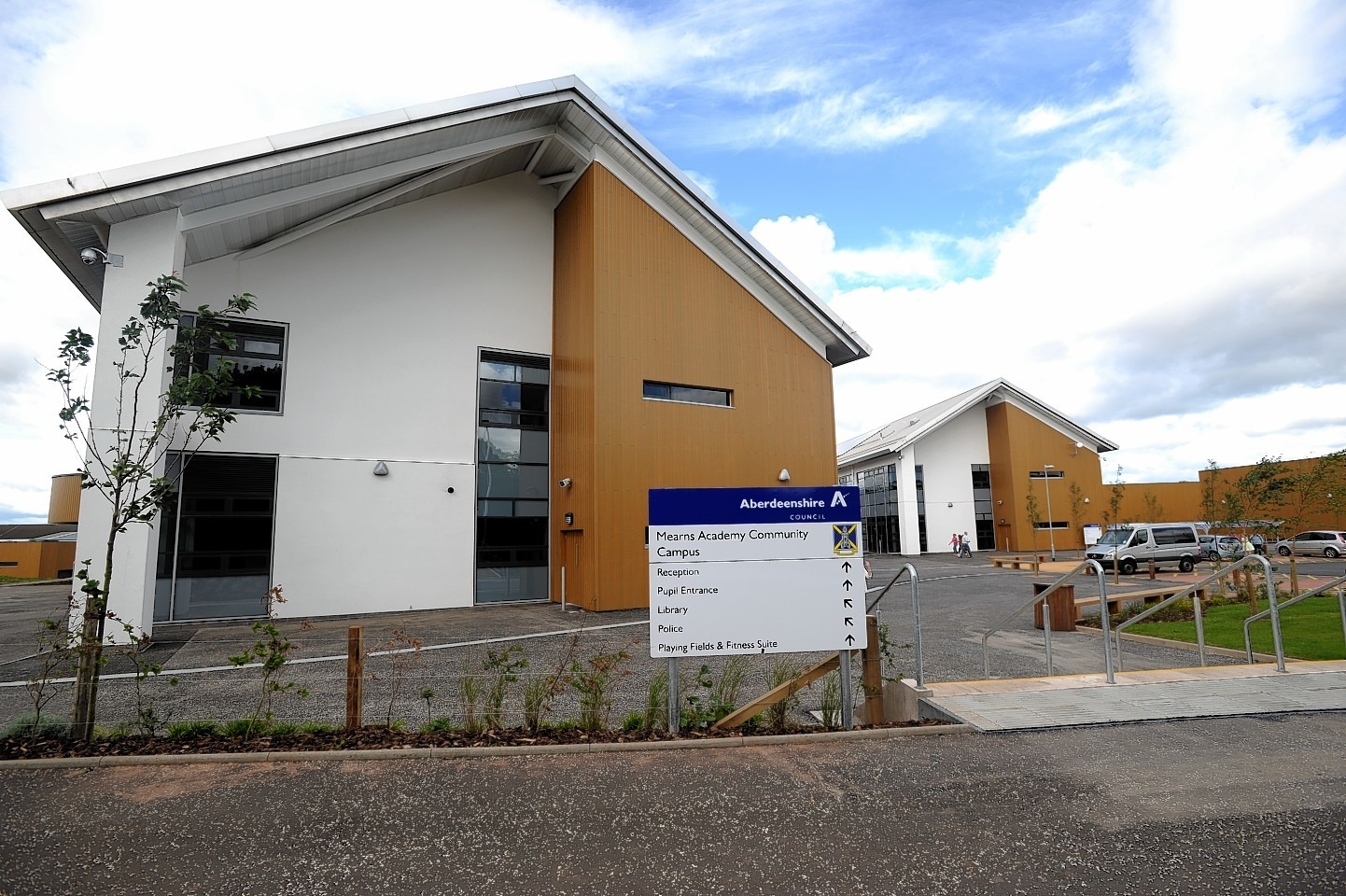 The Mearns Academy Community Campus