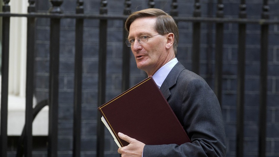 Former Attorney General Dominic Grieve tabled the amendment