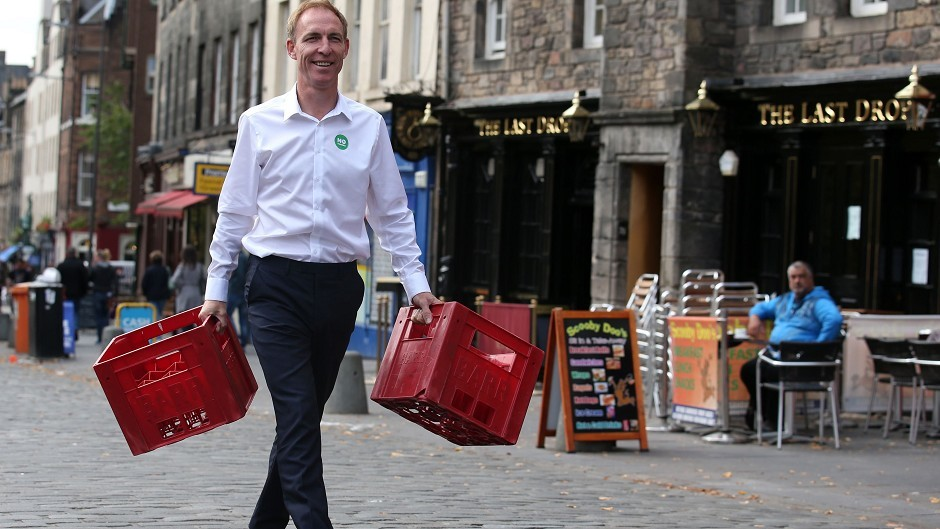 Jim Murphy played a key role for Better Together during the referendum campaign