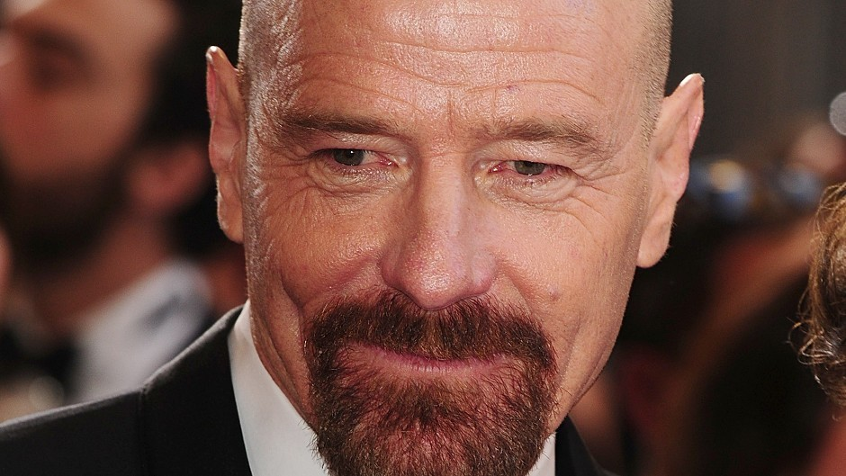 The event will explore the science behind Breaking Bad, which stars Bryan Cranston as Walter White