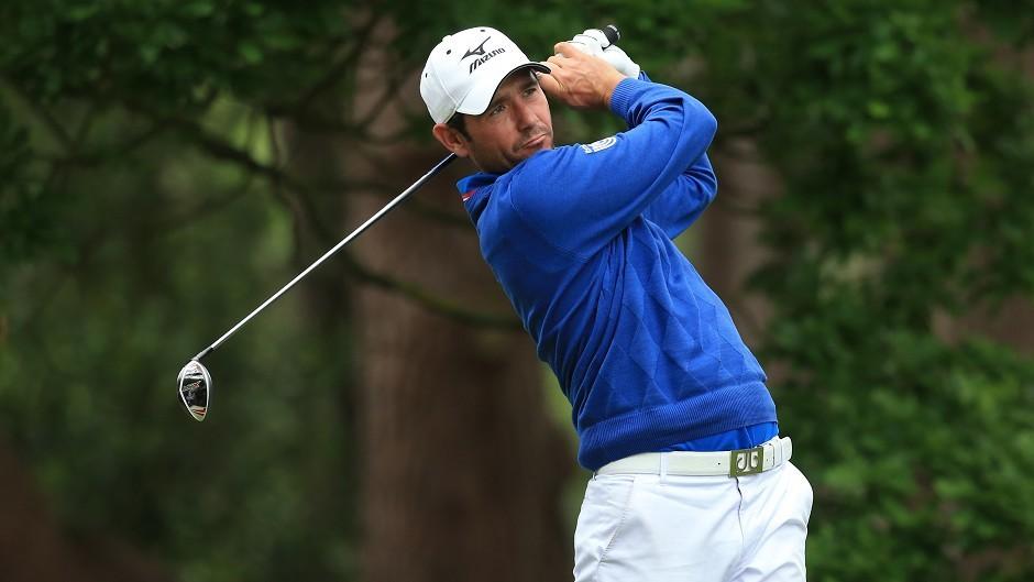 Kirkcaldy golfer Peter Whiteford.