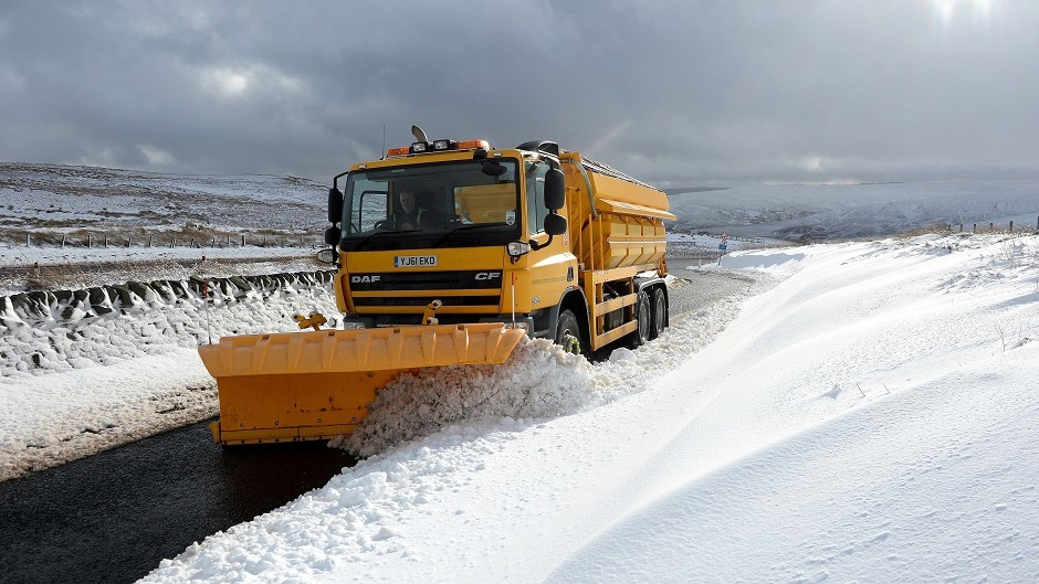 Scots have been urged to start preparing for the possibility of extreme weather this winter