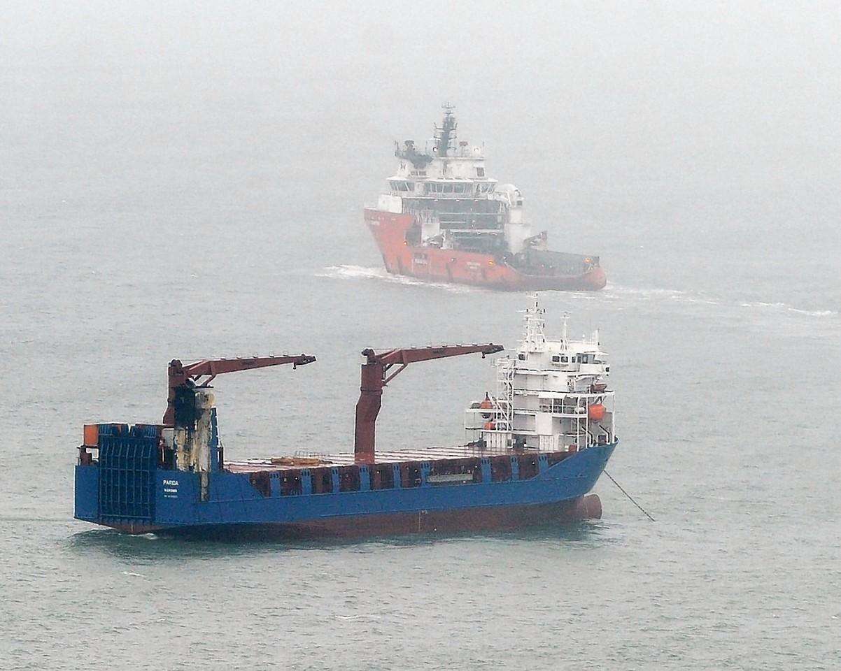 The MV Parida