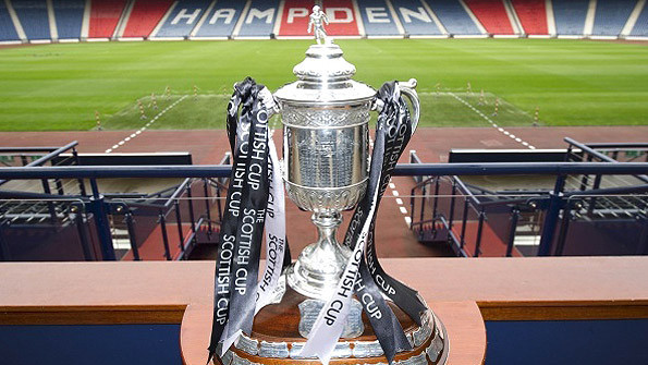 The  Scottish Cup third round draw was made this morning
