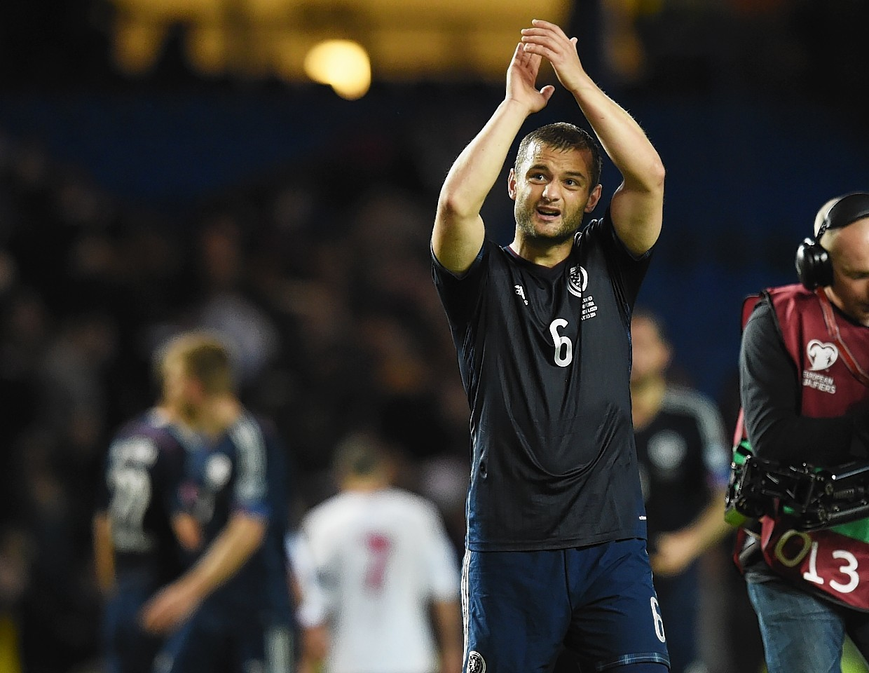 Scotland star Shaun Maloney has joined Hull City