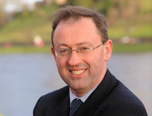 Inverness Chamber of Commerce chief executive Stewart Nicol.