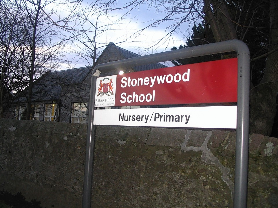 A consultation has been launched on plans to replace Stoneywood School