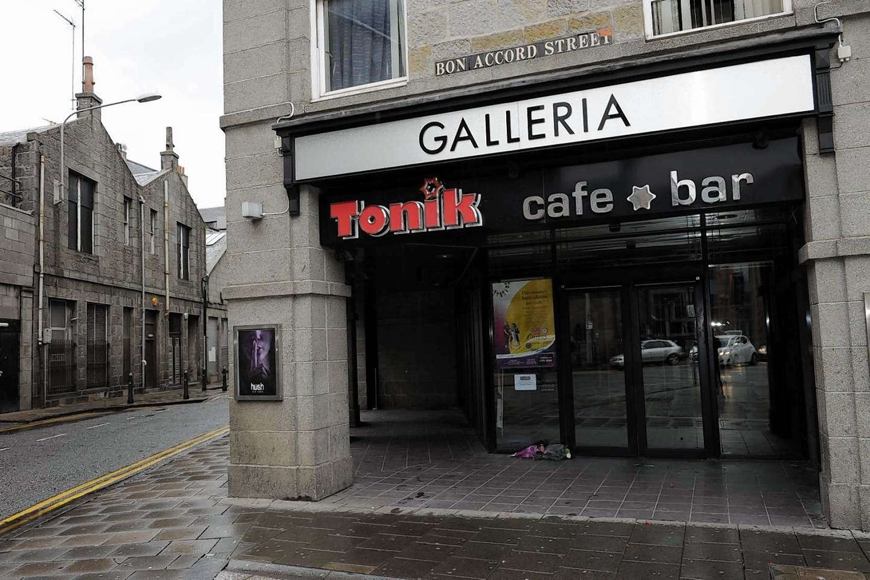 Tonik bar, Aberdeen