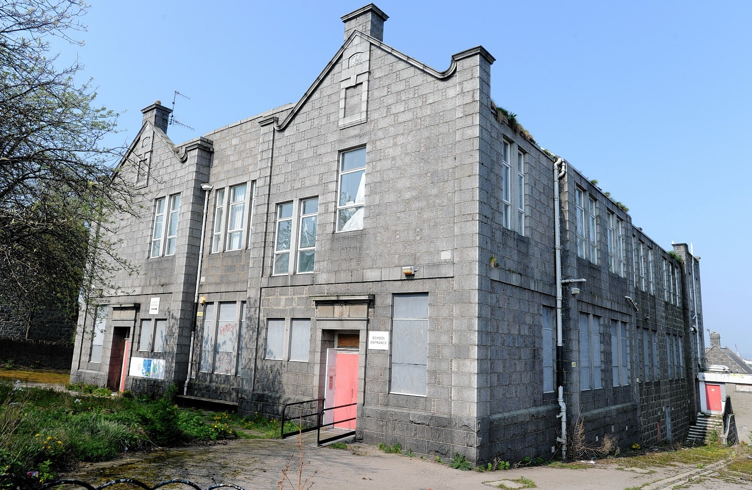 Torry's Victoria Road School