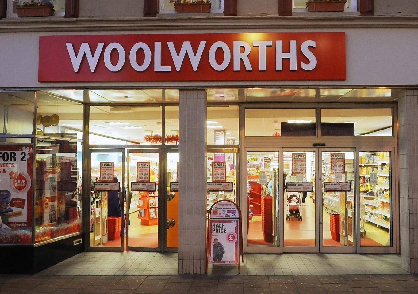 Woolworths Elgin