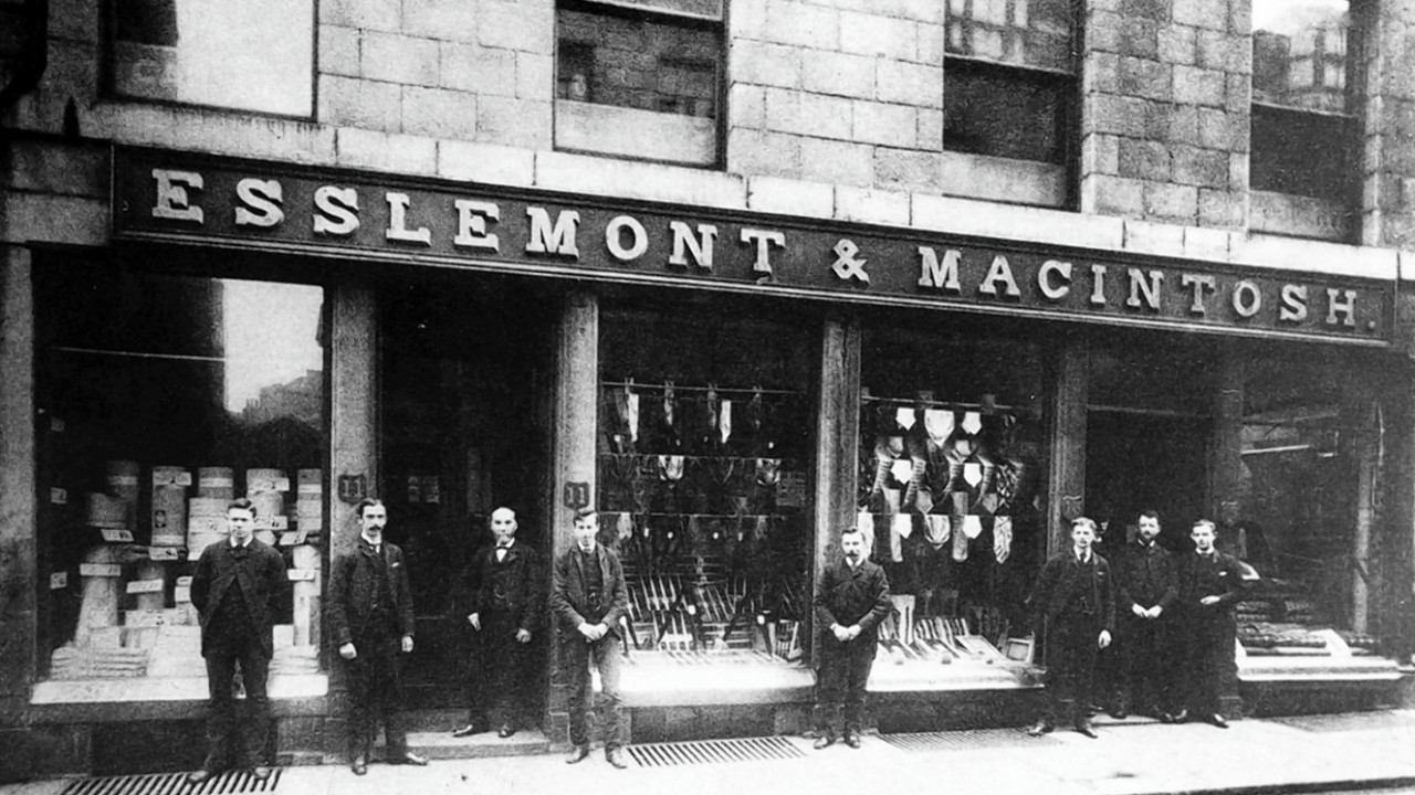Esslemont and MacIntosh in its heyday
