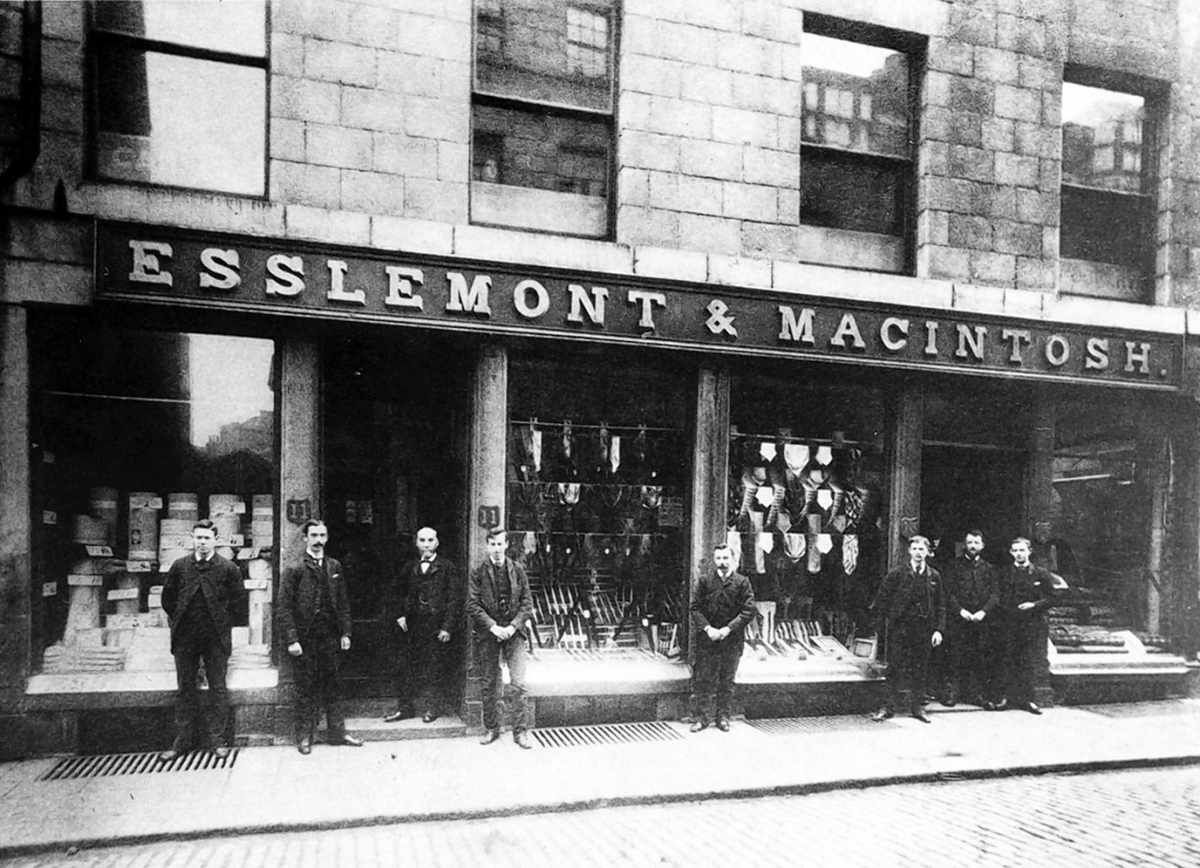 Esslemont and MacIntosh in its heyday