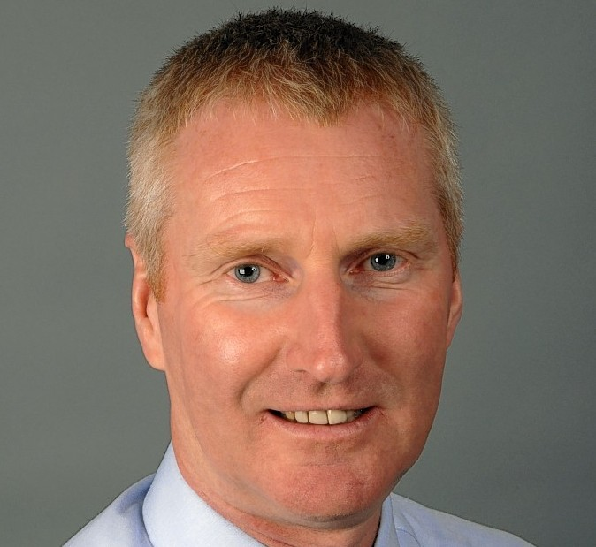 Mearns councillor George Carr