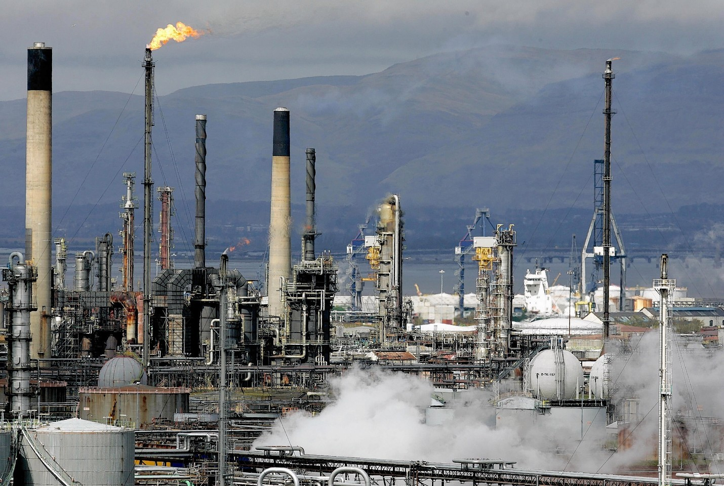 Ineos Invests A Further 163 54million In Oil Refinery Complex