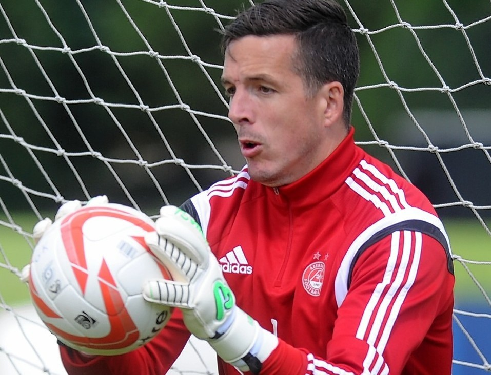 Could Jamie Langfield be set for Aberdeen FC exit?