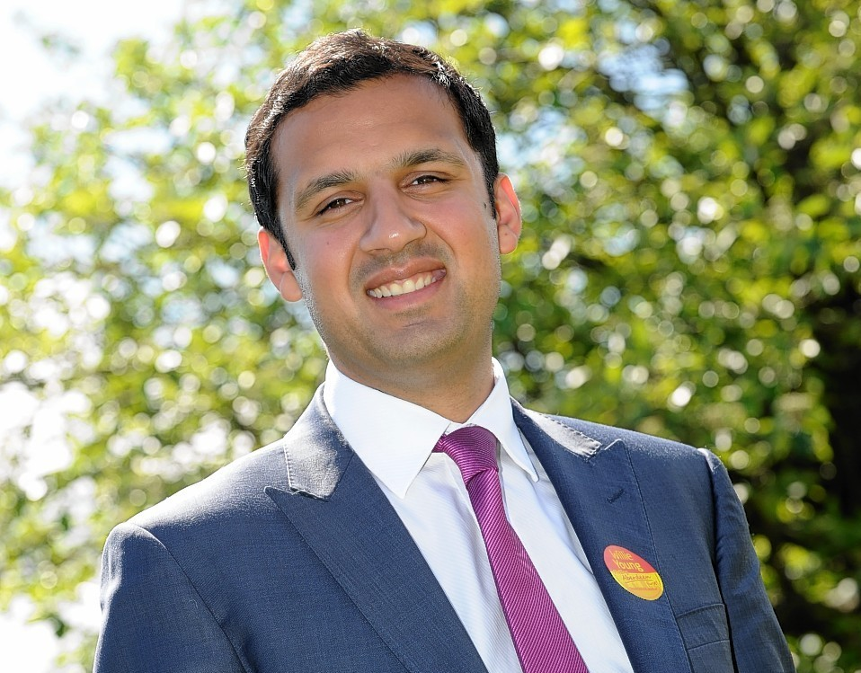Anas Sarwar MP has ruled himself out of  Scottish Labour leader contest.