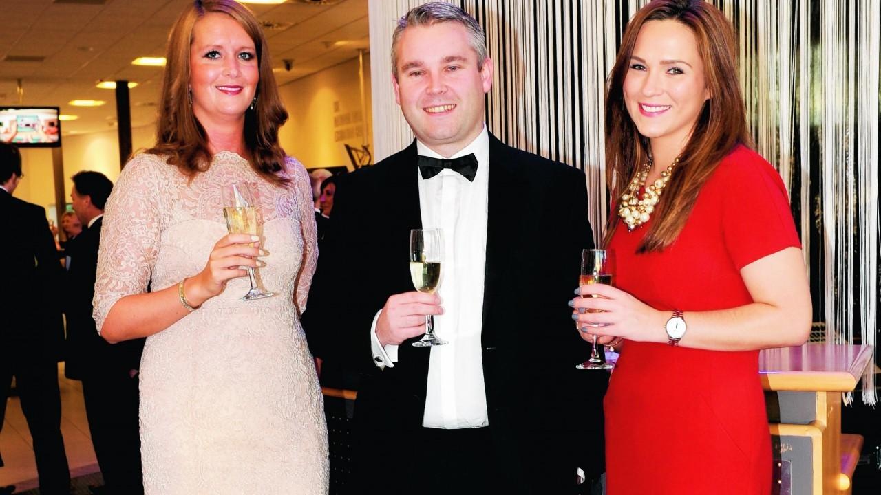 Mairi Kennedy, David Orr and Leah Bowman