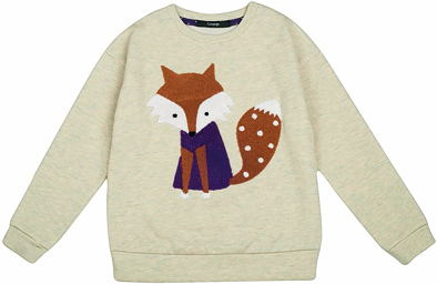 Fox jumper from George  at Asda