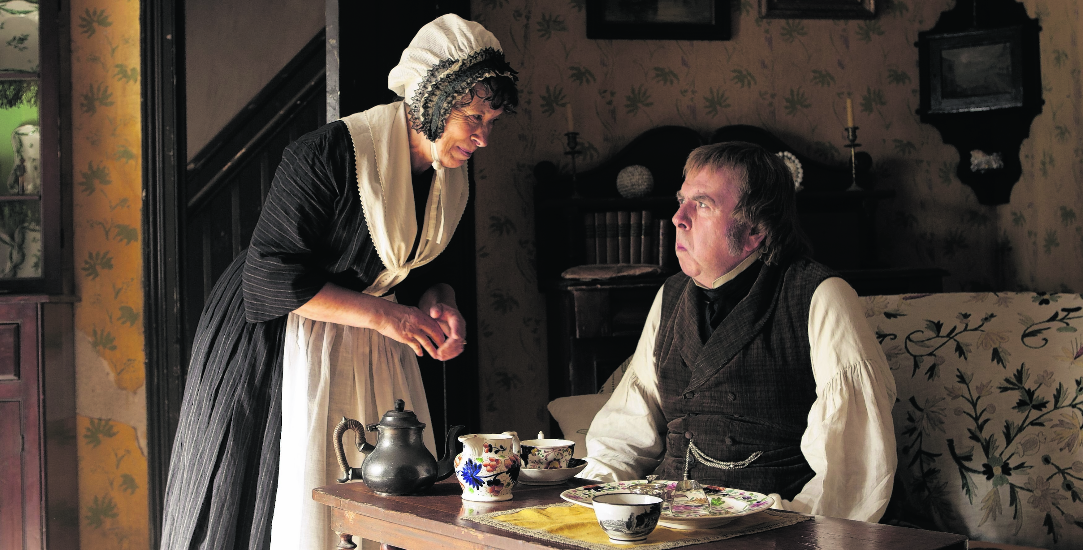 Timothy Spall as Joseph Mallord William Turner
