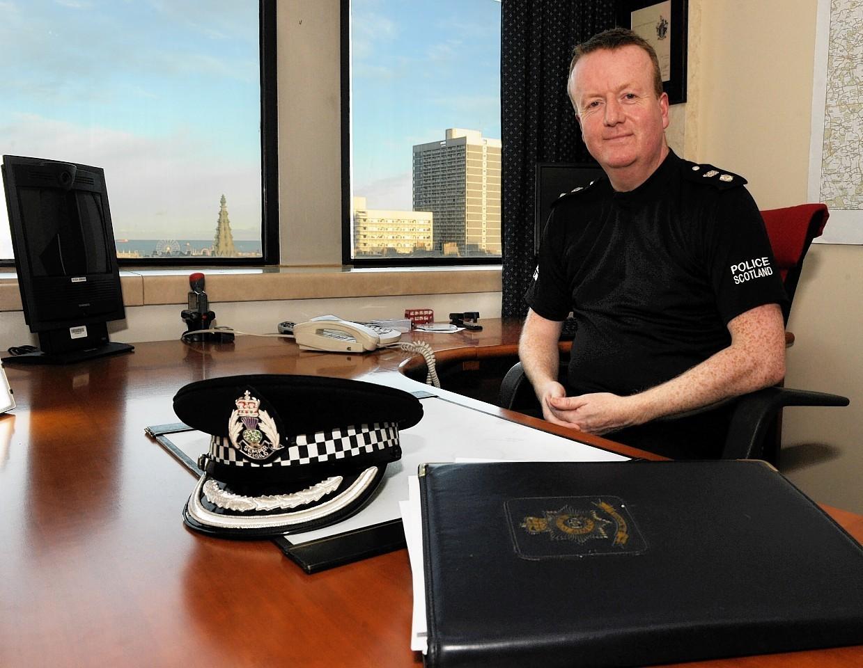 Chief Superintendent Adrian Watson