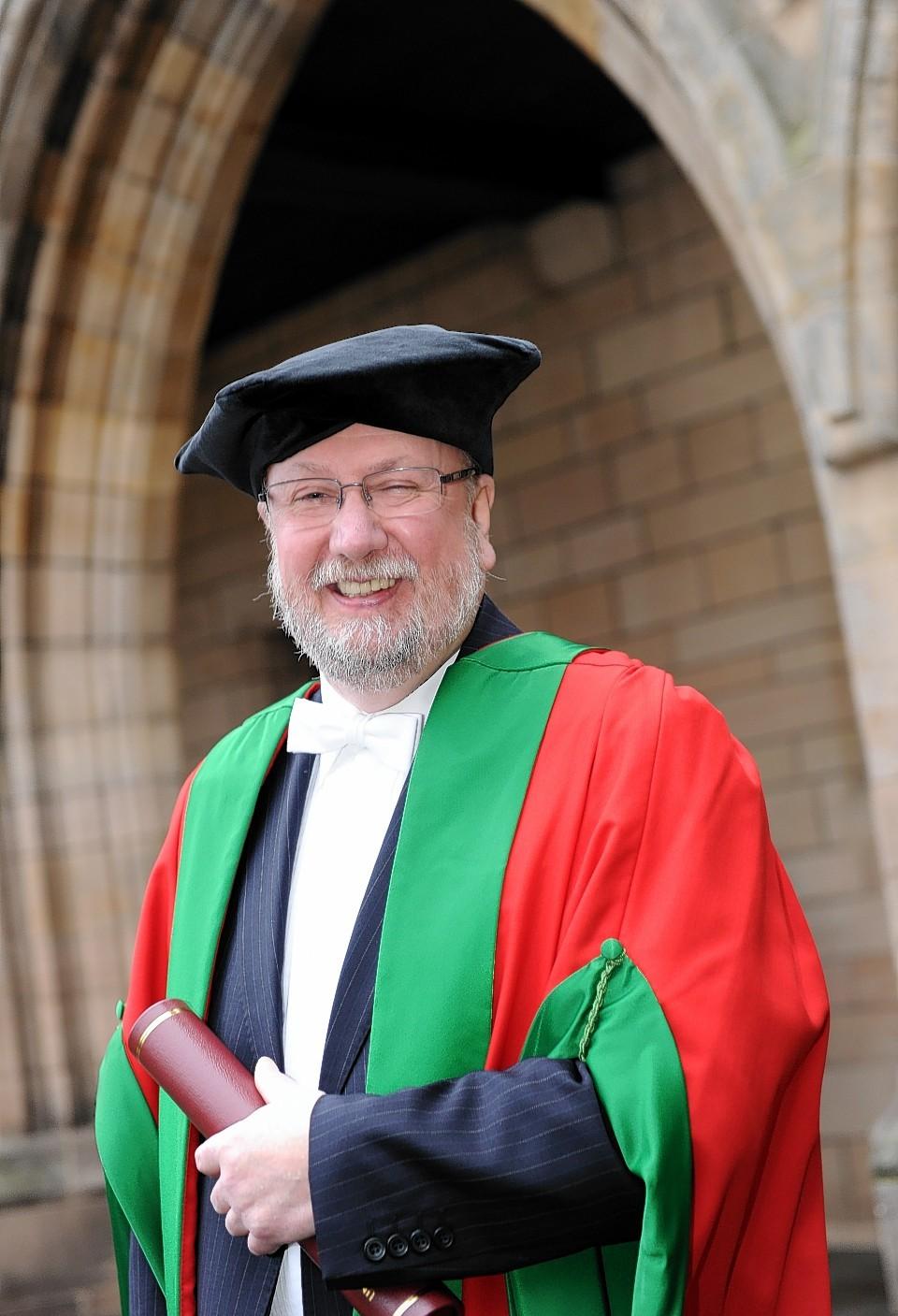 Professor Albert Rodger