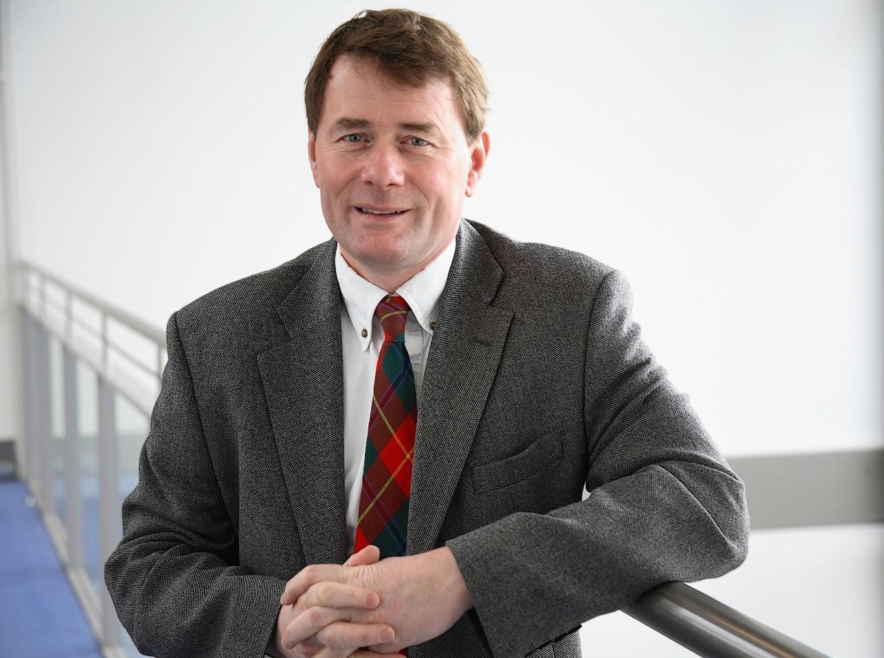 Andrew Turnbull, marketing expert at Robert Gordon University.