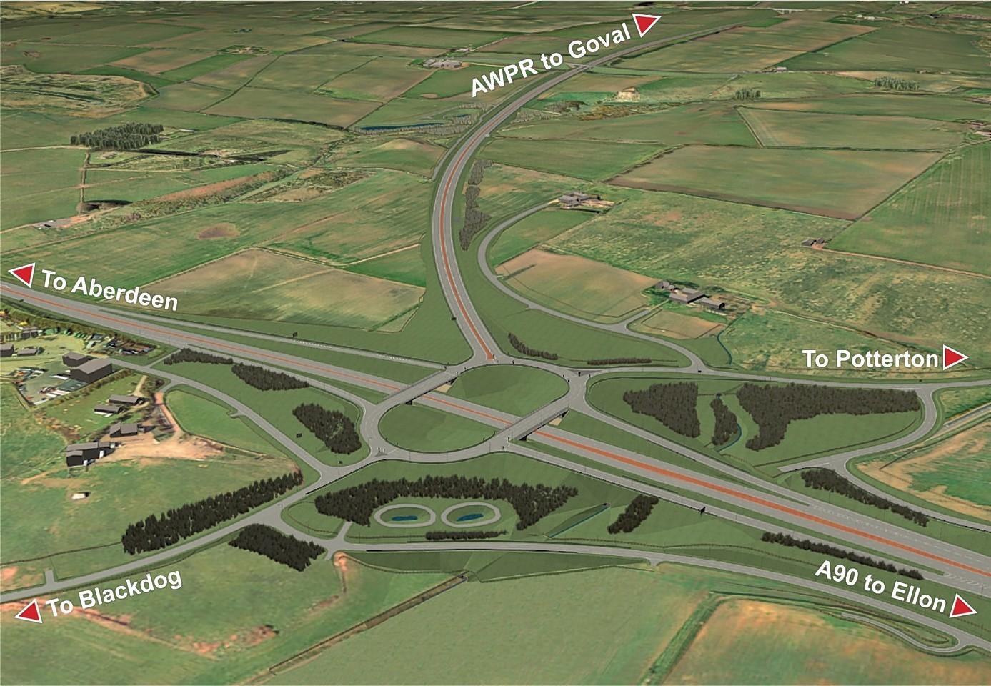 Aberdeen Western Peripheral Route