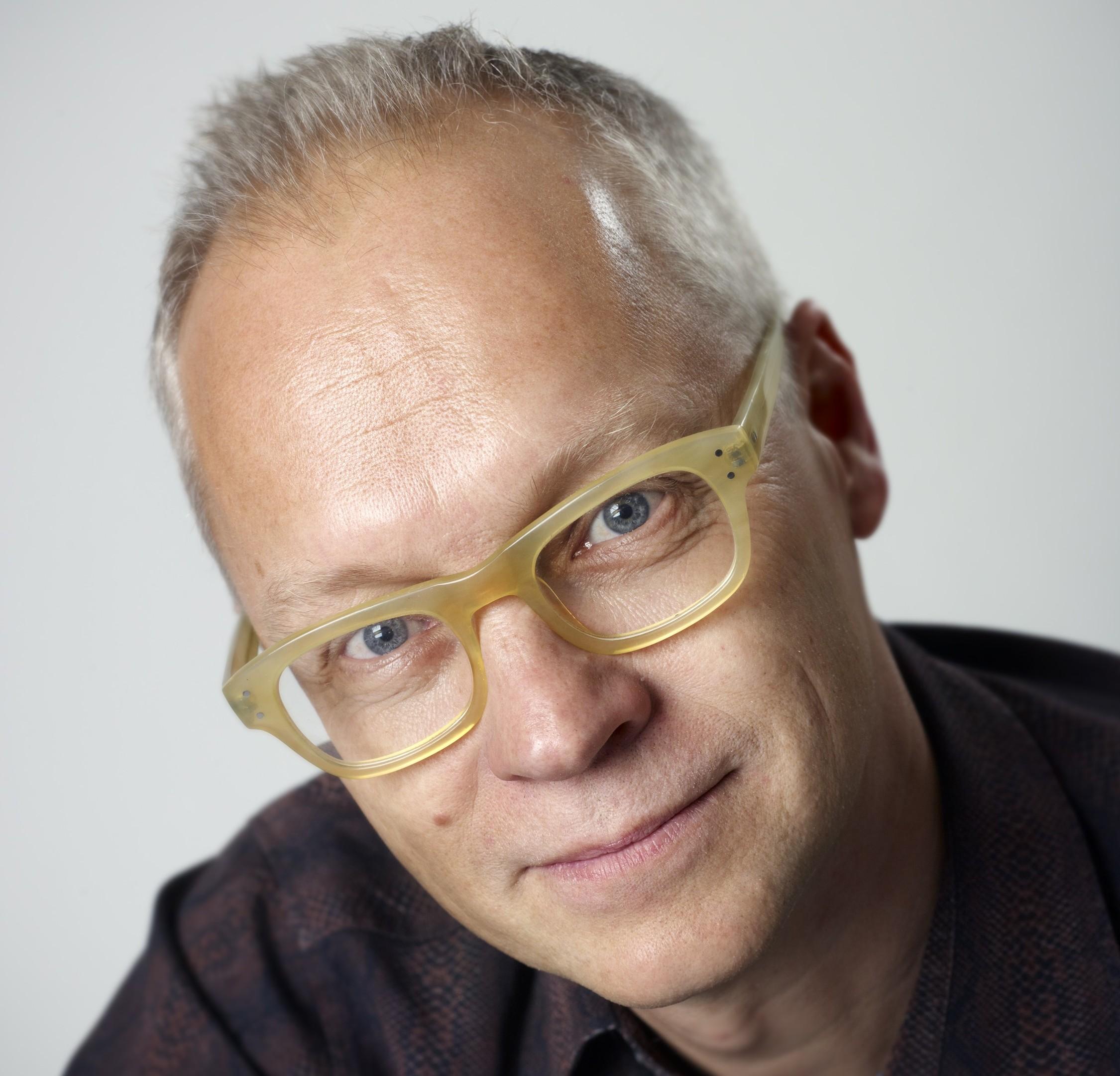 Bjorn Siesjo, city architect from Gothenburg, Sweden