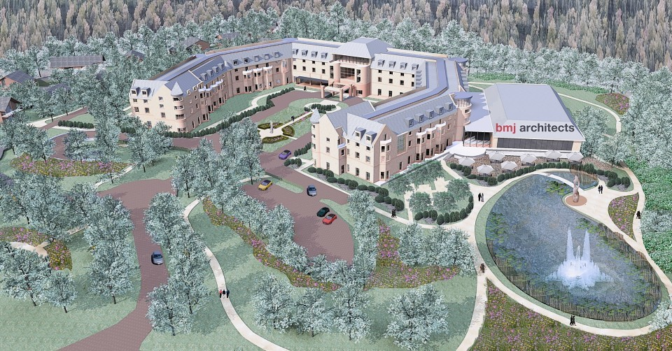 Hazlehead Country Club plans