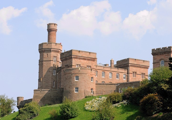 The purchase of the site is expected to aid the regeneration of the area surrounding Inverness Castle