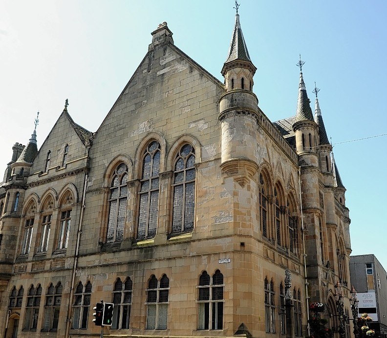 Inverness Town House