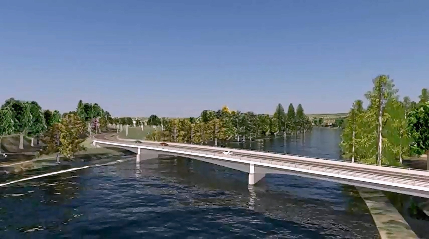 Audit Scotland said that more regular updates should have been given on the Inverness West Link
