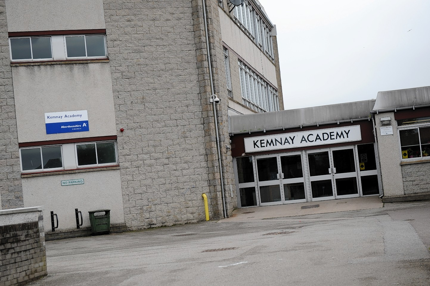 Concerns have been raised by locals that the development could increase pressures on the already over-capacity Kemnay Academy
