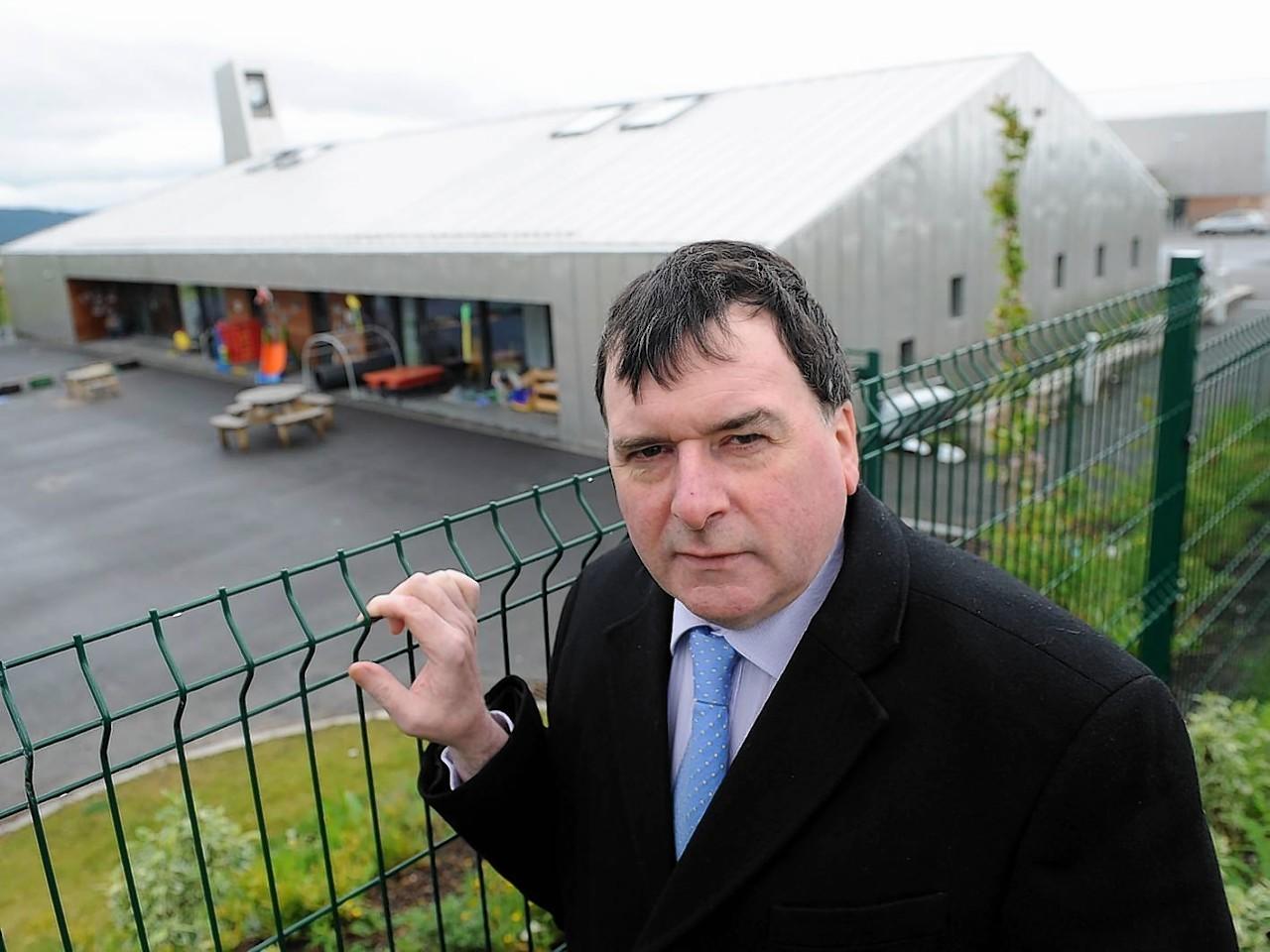 Highland councillor Ken Gowans.