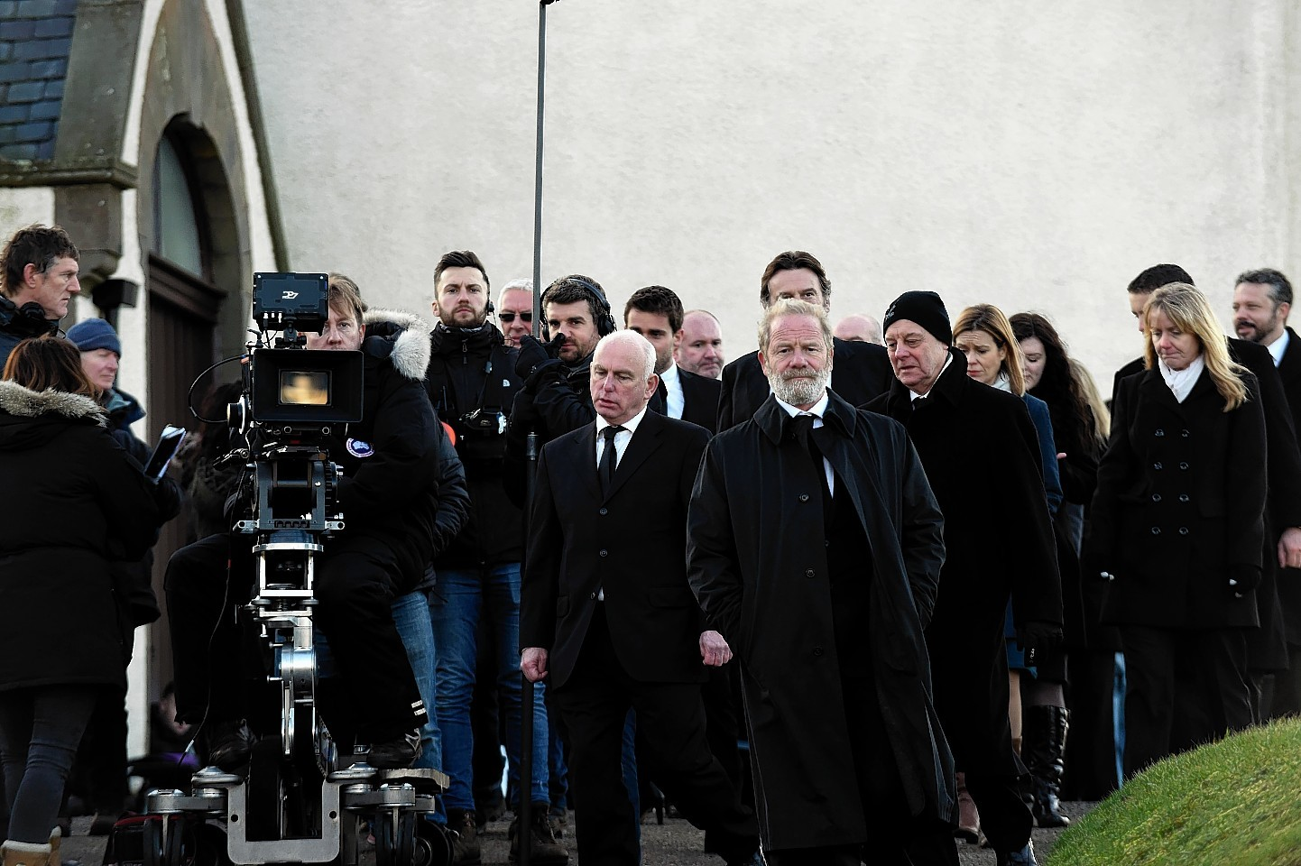Wait over for drama series filmed in Macduff | Press and Journal