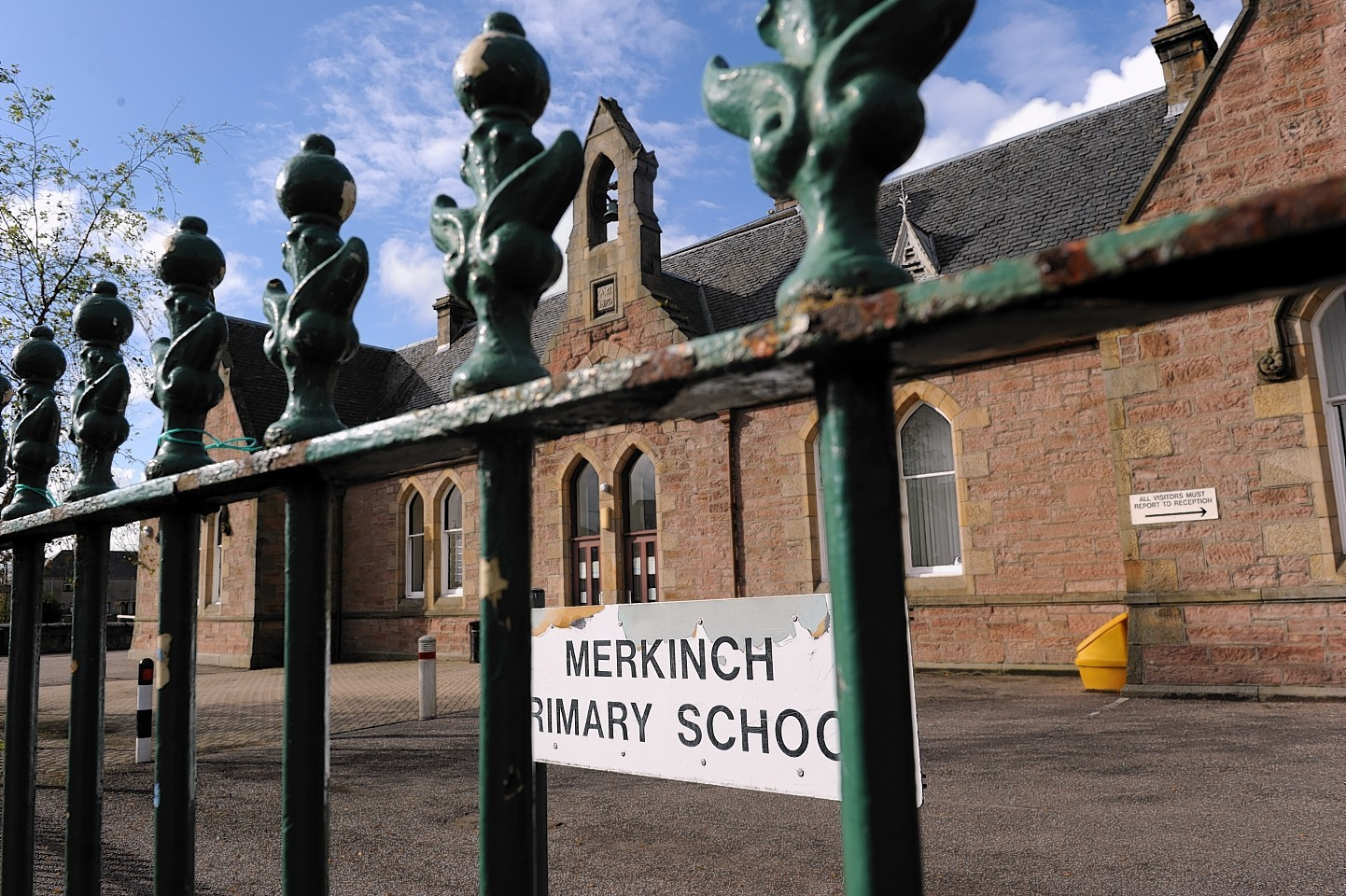 Merkinch Primary School
