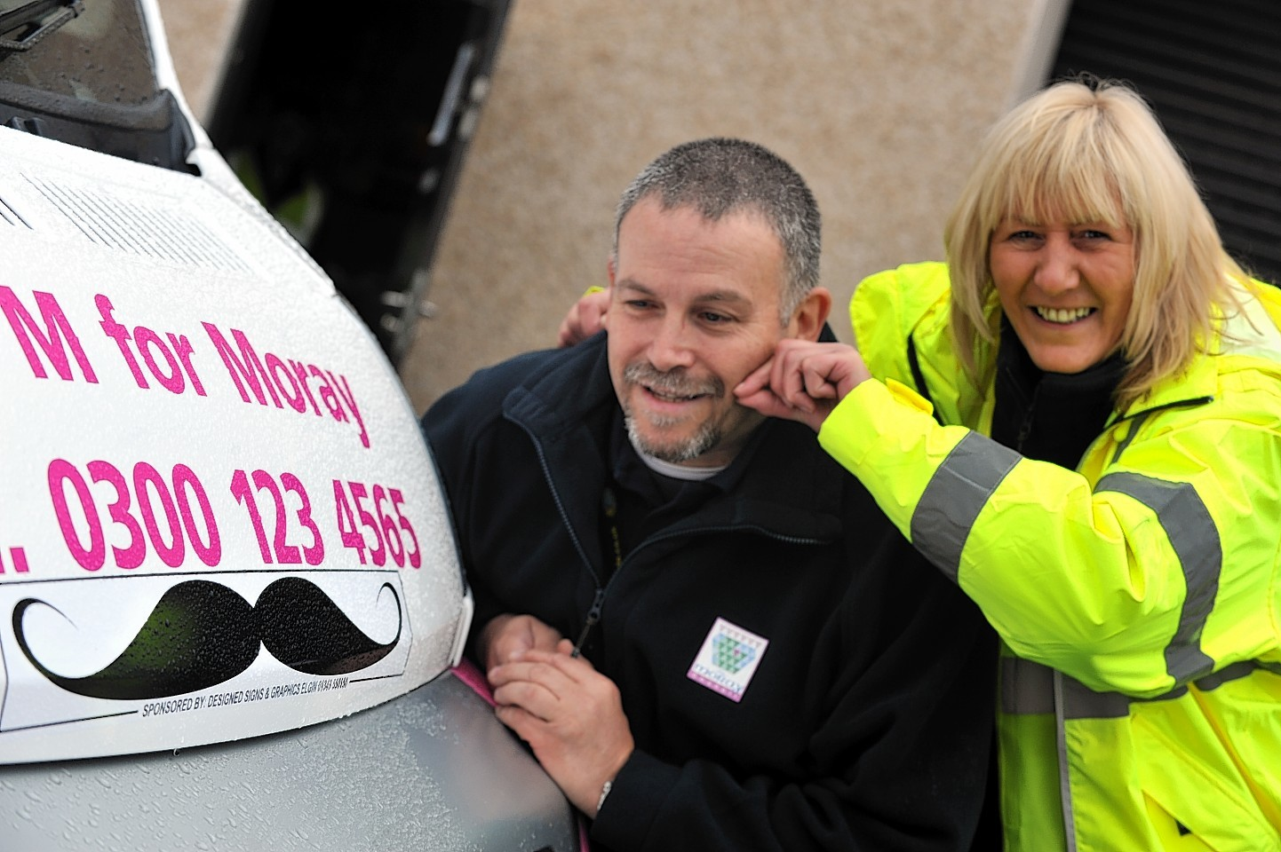 Bus bosses have thrown their support behind Movember