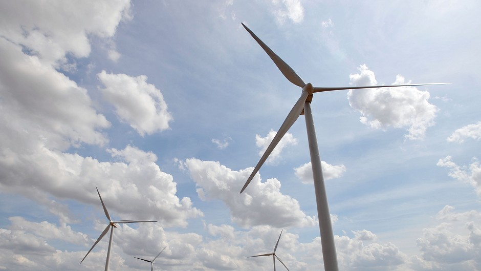 All the energy produced by a Dutch wind farm will be used by Google