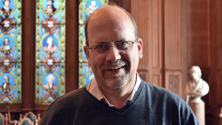 The Rev David Robertson