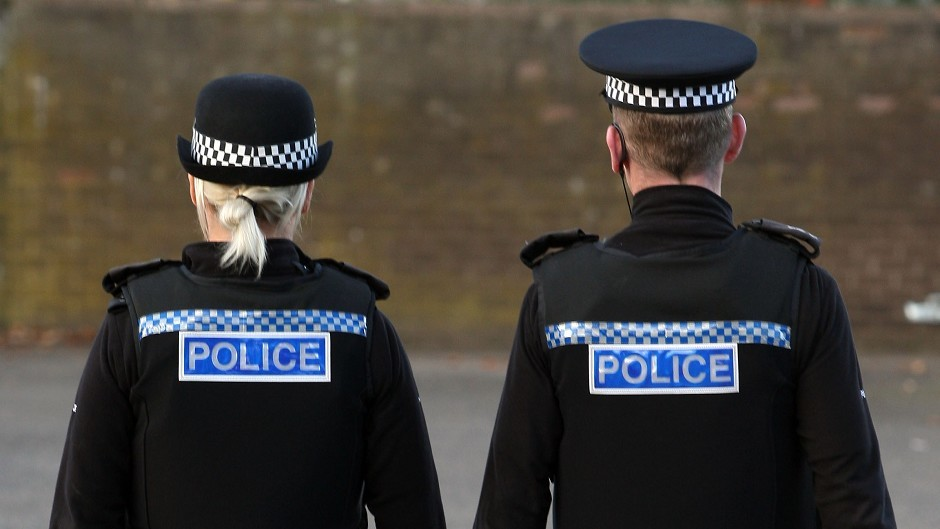 Police have arrested a man in connection with two Buckie robberies