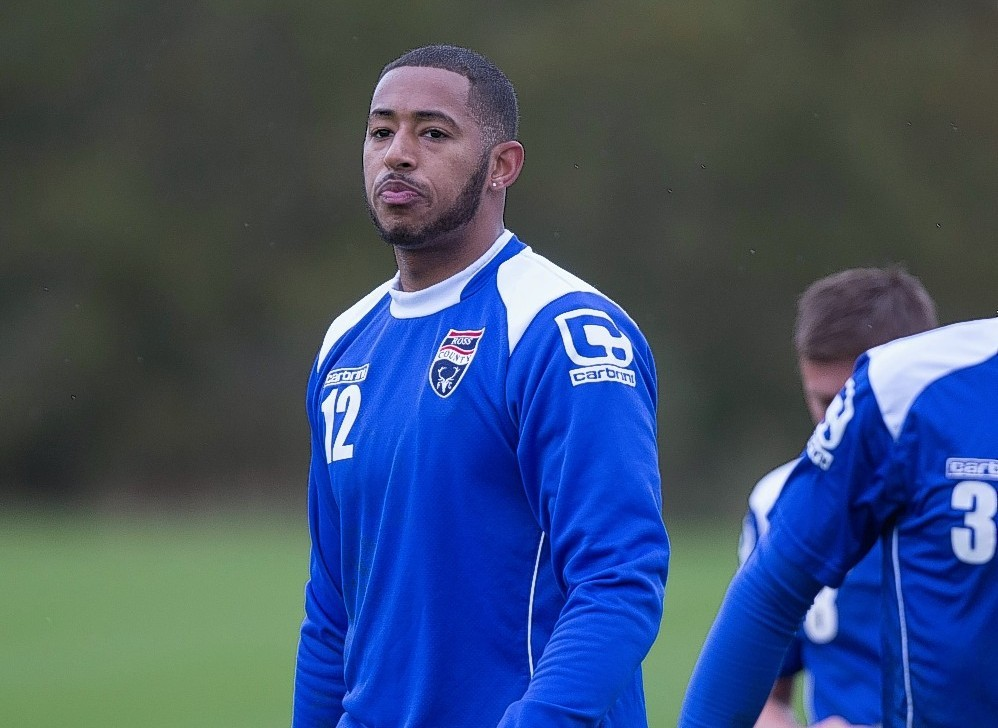 Jamie Reckord had been out for over a month with successive hamstring and groin injuries.