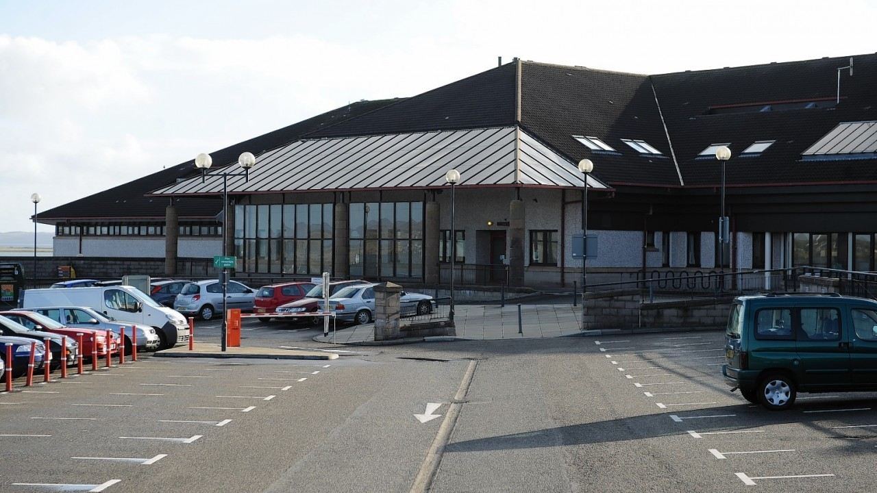 Outer Hebrides hospital too busy to treat patients coming to the emergency department | Press and Journal