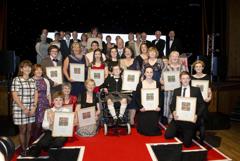 Inspiring Aberdeenshire 2014 winners
