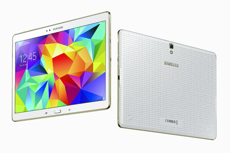 The Samsung Galaxy TAB S 10.5 16GB is one of the hottest Android tablets out there