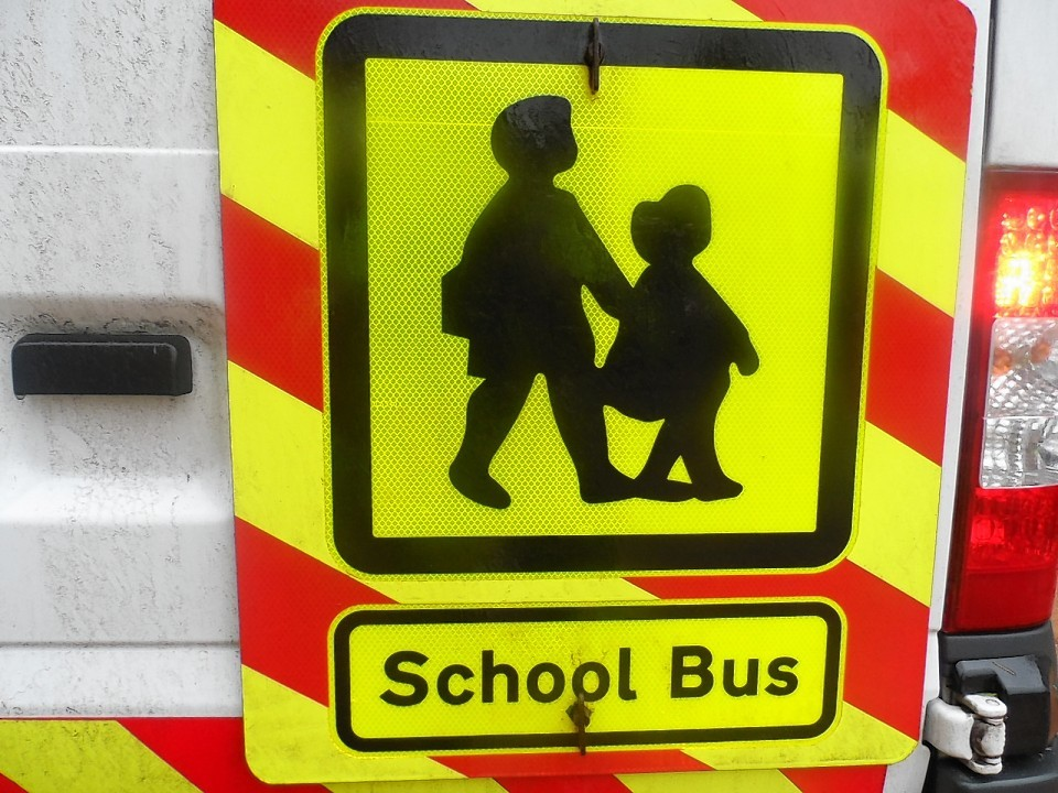 Concerns have been raised about bus travel for youngsters.